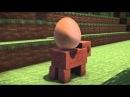 Майнкрафт Приключения яйца   1 серия (мульт, прикол)