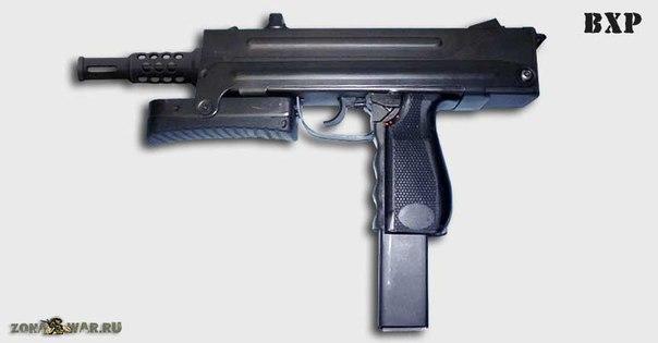 пистолет-пулемет хорошо