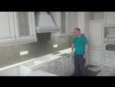 Установка кухни Алиери