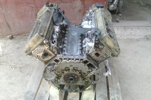 Двигатель для BMW X5 v3.4