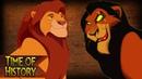 98 Король Лев Муфаса и Шрам больше не братья