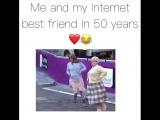 Я и мои лучшие интернет-друзья в 50 лет