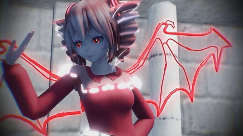 [Kasane Teto] Sweet Devil (Teto voiced Cover)