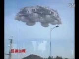 Нло над автострадой (Китай 2012)