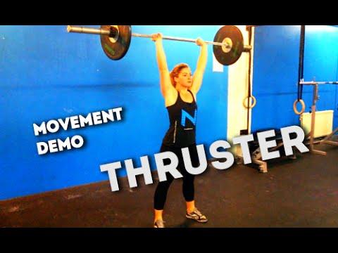 Movement Demo Thruster