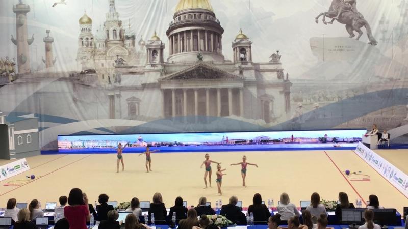 Жемчужина турнир Шишкаревой 2018