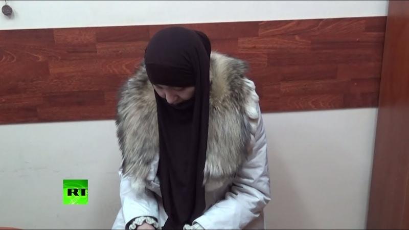 В Астраханской области задержана организатор ячейки ИГ