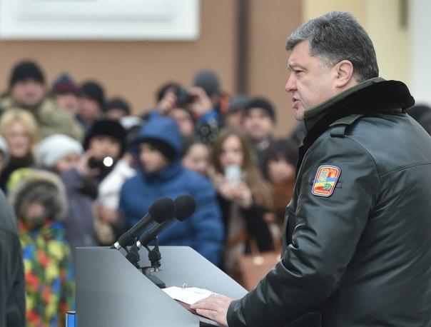 Петр Порошенко: футбольный Крым есть и будет украинским