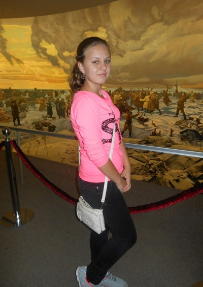 Виктория Маркобородова, 19 августа , Клин, id207814068