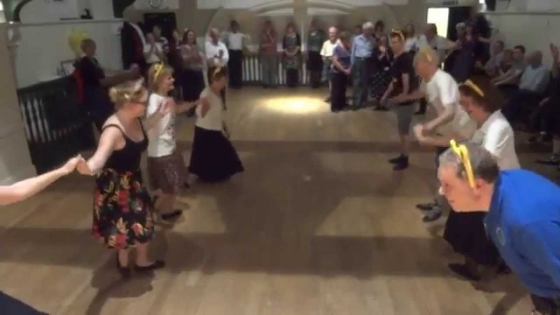 Teddy Bear's Picnic Scottish Country Dance raised £167 for the BBC Children in Need appeal 2014