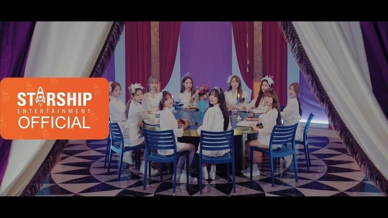 MV 우주소녀 WJSN La La Love
