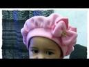 Passo a Passo Boina para bebê 💖 Do RN até 2 anos 💖 DIY 💖 By Patrícia Yida