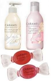 Caramel-косметика для девочек vk.