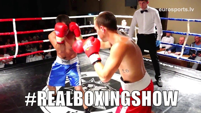 11.07.2015 Fight 6. All stars boxing 2015 RealBoxingShow