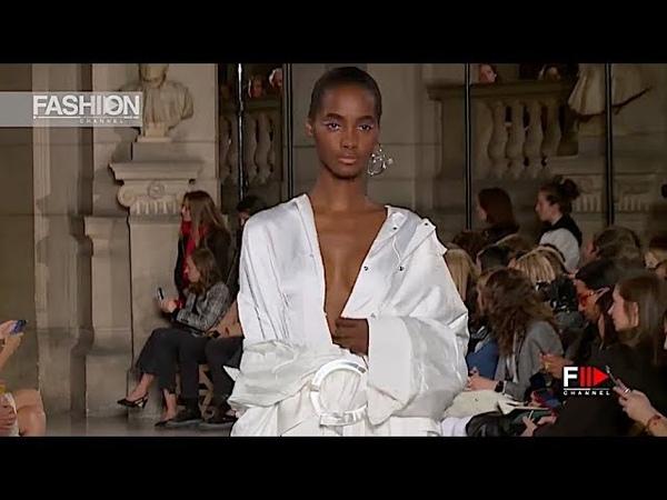 ESTEBAN CORTAZAR Spring Summer 2019 Paris - Fashion Channel