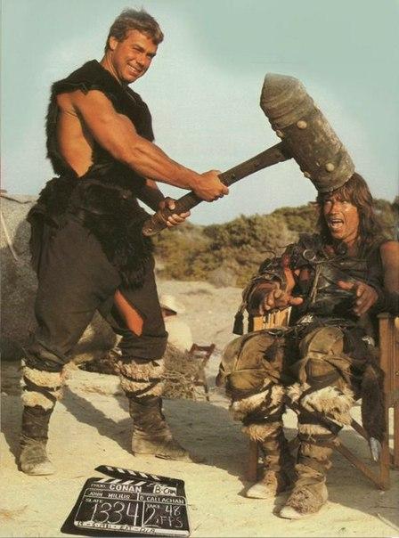 ÁLBUM DE FOTOS Conan the Barbarian 1982 Ttx29alIYrA