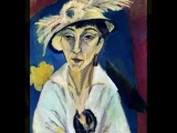 Ernst Ludwig Kirchner Expressionist Painter Symphony No. 10 in F sharp minor MAHLER