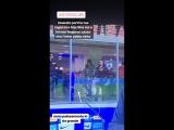 Забавный момент с матча Интер — Кальяри