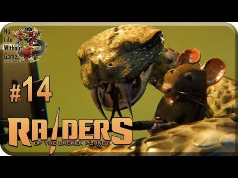 Raiders of the Broken Planet[14] - Мышь и змея (Прохождение на русском(Без комментариев))