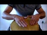 Djembe Lesson 9 - Traditional Celtic Rhythm 2