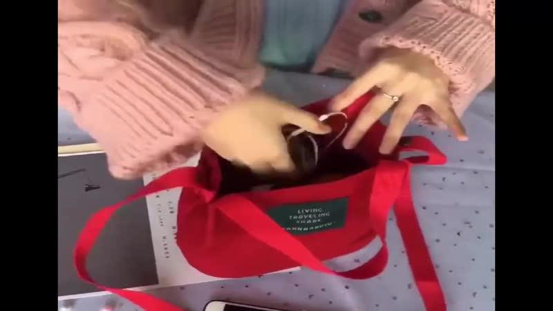 WEGAB New Women's Canvas Handbag