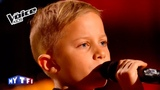 The Voice Kids France 2016 Tom - Manhattan-Kaboul (Renaud et Axelle Red) Blind Audition