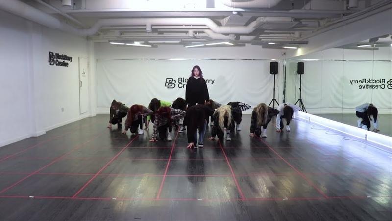 이달의 소녀 (LOONA) Butterfly Dance Practice Video