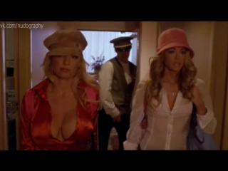 Сексуальные Дениз Ричардс (Denise Richards) и Памела Андерсон (Pamela Anderson) -