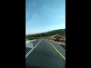 по дороге к Кинерет