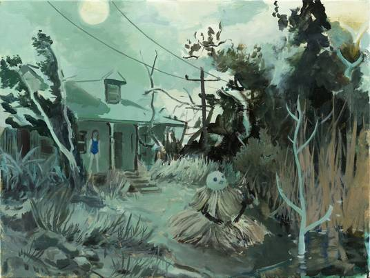 Тило Баумгертель/ Tilo Baumgärtel (1972, Дрезден, Германия). 1991-1998 учился живописи в Академии визуальных искусств Лейпцига (Academy of Visual Arts Leipzig), мастерская профессора Arno
