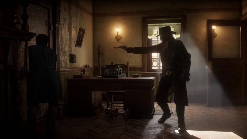 Red Dead Redemption 2 Soundtrack - Valentine Bank Heist Theme