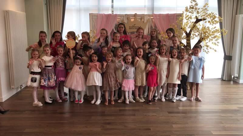 Выпускной в школе красоты ШАТЕЛЬЕ 10 06 2018г