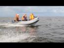 Ходовые испытания риб STEL R360 Elen