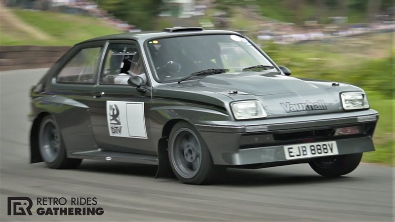 Vauxhall Chevette HSR by RetroPower || 280Hp C20XE Swap