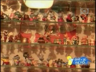 Kinder Überraschung TV Novi Sad
