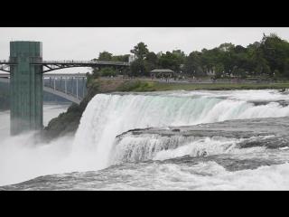 Вокруг света за 70 дней: Ниагарский водопад