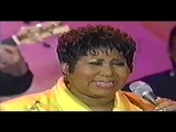 Aretha Franklin - It Hurt Like Hell - Rolanda Show (Жжет как в аду) (61 год)