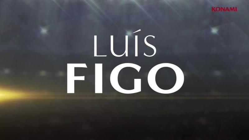PES 2018 - Luís Figo Legend PES life