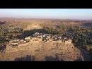 03- حصن النزار - تصوير جوي للأستاذ المبدع خالد التونسي