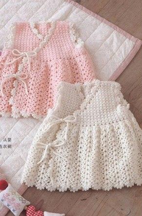 Платья для малышек с запАхом