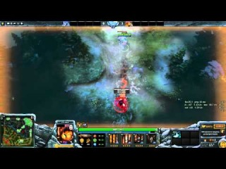 Epic battle #7 Clinkz vs Drow Ranger