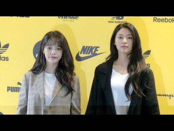 [HD영상] 에이오에이(AOA) 설현-지민, 사랑할 수 밖에 미모