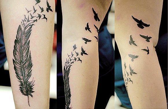 Подскажите что означает это тату