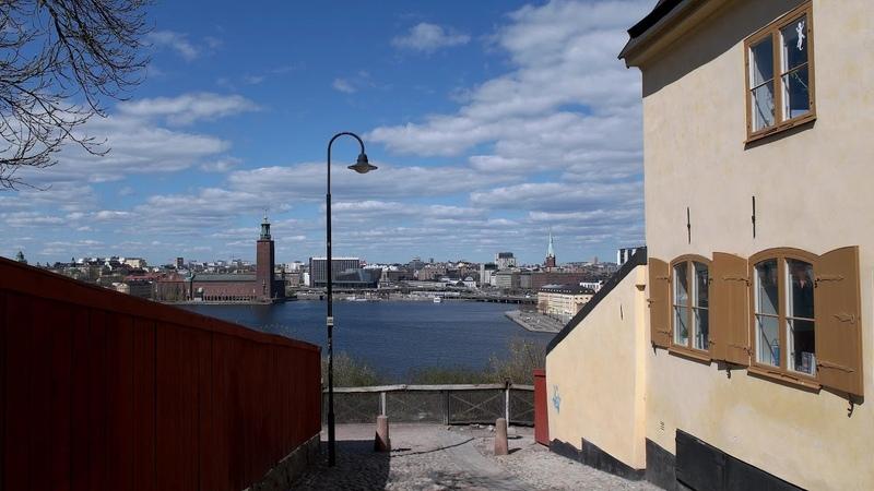 Stockholm 2017 05 03 UHD 4K