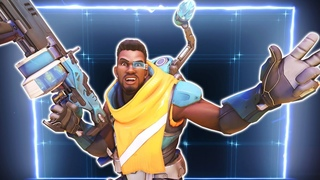 Baptiste Details, Animations, Sounds [Overwatch]