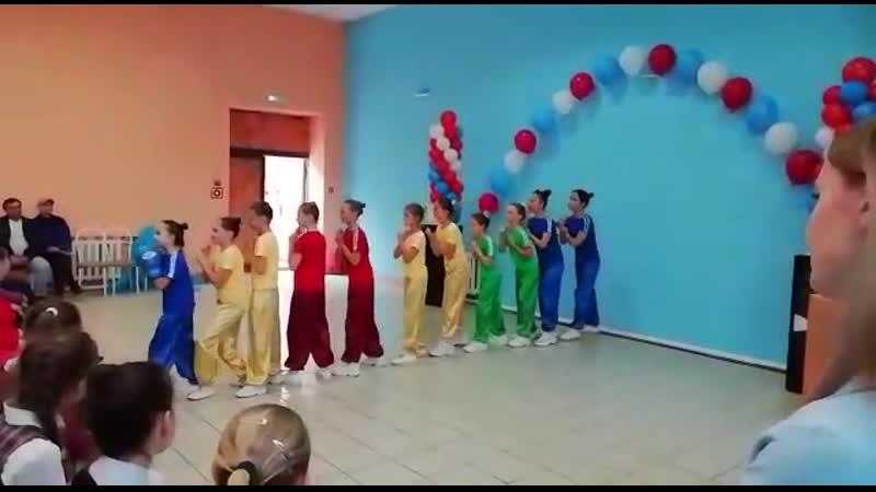Танцевальный коллектив «Гармония» - «Hurt»