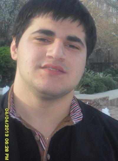 Elnur Albendizade, 17 сентября 1991, Бобруйск, id228044859