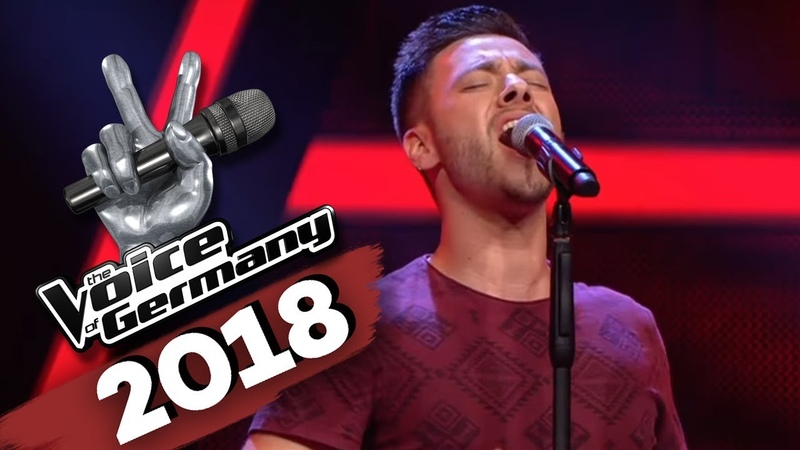 Imagine Dragons - Next To Me (Igor Quennehen)   The Voice of Germany   Blind Audition