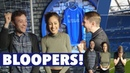 Chelsea Fans Channel Bloopers | Rory, Sophie Jack