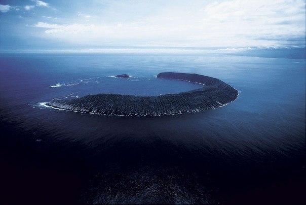 Остров Тортуга, Эквадор.